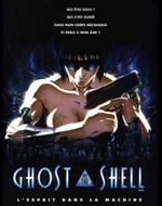 Poster Ghost in the Shell - Lo Spirito nel Guscio  n. 1