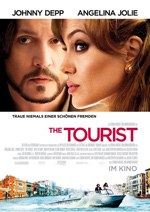 Poster The Tourist  n. 3