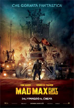 Poster Mad Max: Fury Road  n. 2