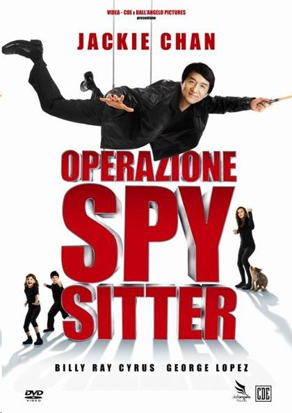 Locandina italiana Operazione Spy Sitter