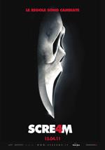 Poster Scream 4  n. 0