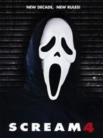 Poster Scream 4  n. 1
