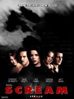 Poster Scream 4  n. 11