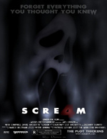 Poster Scream 4  n. 12