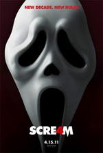 Poster Scream 4  n. 3