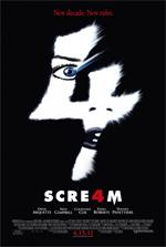 Poster Scream 4  n. 6