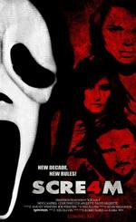 Poster Scream 4  n. 7