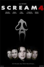 Poster Scream 4  n. 8