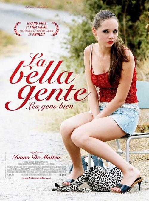 Poster La bella gente