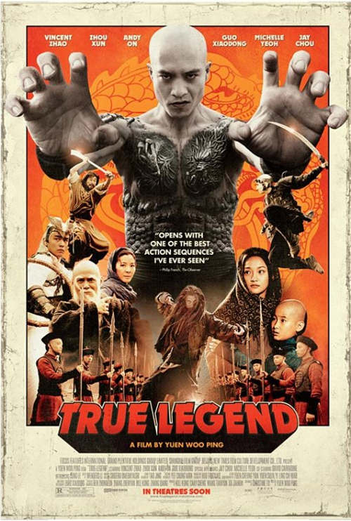 Poster True Legend