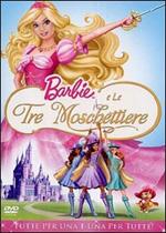 Locandina Barbie e le tre moschettiere