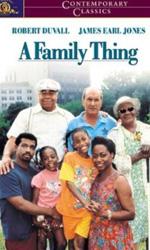 Locandina A Family Thing