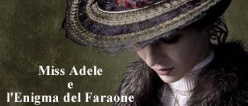 Adèle e l'enigma del faraone