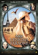 Poster Adèle e l'enigma del faraone  n. 0