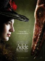 Poster Adèle e l'enigma del faraone  n. 1