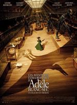Poster Adèle e l'enigma del faraone  n. 2