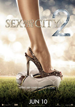 Poster Sex and the City 2  n. 3