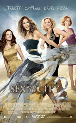 Poster Sex and the City 2  n. 6