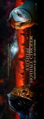 Poster Il Regno di Ga' Hoole - La leggenda dei guardiani  n. 13