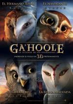 Poster Il Regno di Ga' Hoole - La leggenda dei guardiani  n. 16