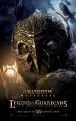 Poster Il Regno di Ga' Hoole - La leggenda dei guardiani  n. 8
