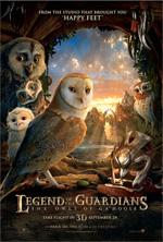 Poster Il Regno di Ga' Hoole - La leggenda dei guardiani  n. 9