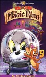 Locandina Tom & Jerry e l'anello magico