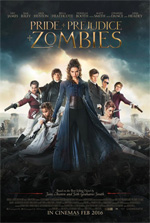 Poster Ppz - Pride and Prejudice and Zombies  n. 4