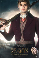Poster Ppz - Pride and Prejudice and Zombies  n. 6