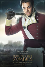 Poster Ppz - Pride and Prejudice and Zombies  n. 7