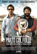 Poster Parto col folle  n. 0
