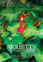 Poster Arrietty  n. 3