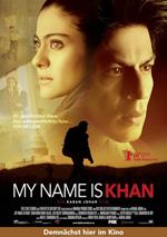 Poster Il mio nome è Khan  n. 1