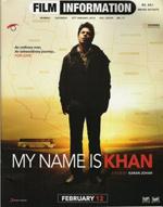 Poster Il mio nome è Khan  n. 6