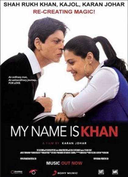 Poster Il mio nome è Khan