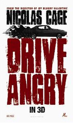 Poster Drive Angry 3D  n. 1