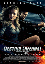 Poster Drive Angry 3D  n. 10