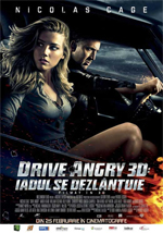Poster Drive Angry 3D  n. 11