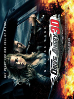 Poster Drive Angry 3D  n. 2