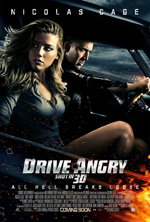 Poster Drive Angry 3D  n. 3