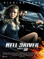 Poster Drive Angry 3D  n. 4