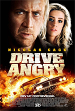 Poster Drive Angry 3D  n. 6