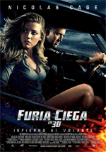 Poster Drive Angry 3D  n. 7