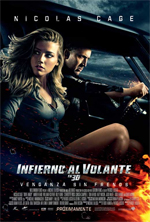 Poster Drive Angry 3D  n. 8