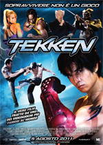 Trailer Tekken
