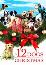 Locandina I 12 cani di Natale