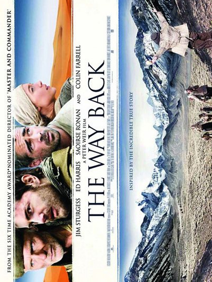 Poster The Way Back