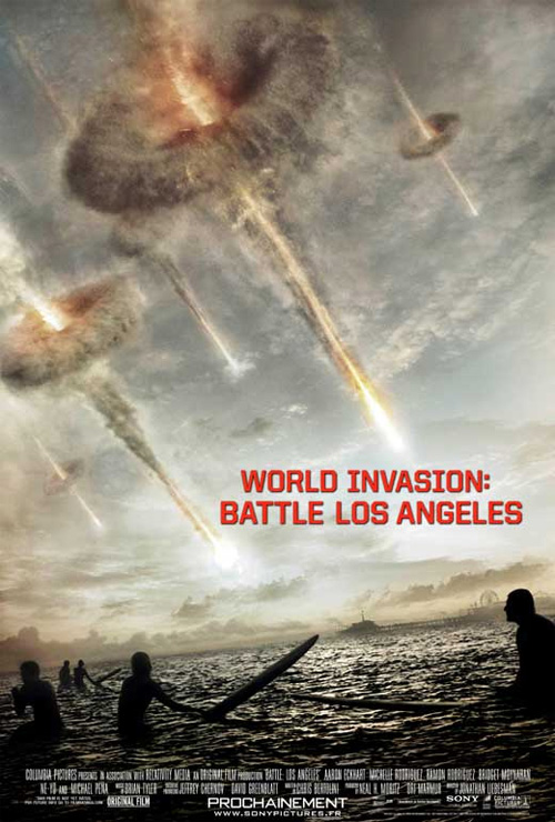 Poster World Invasion