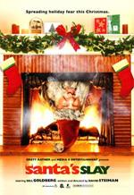 Poster Santa's Slay  n. 0