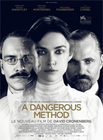 Poster A Dangerous Method  n. 1